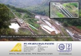 Pipe Line Supply for PLTM Cikaso - Sukabumi